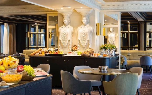 Hotel Warwick Barsey 4*