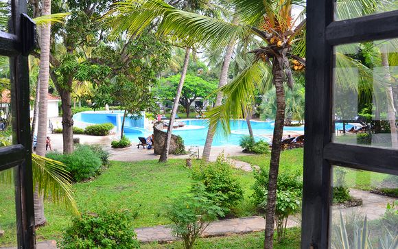 Diani Sea Resort 4*