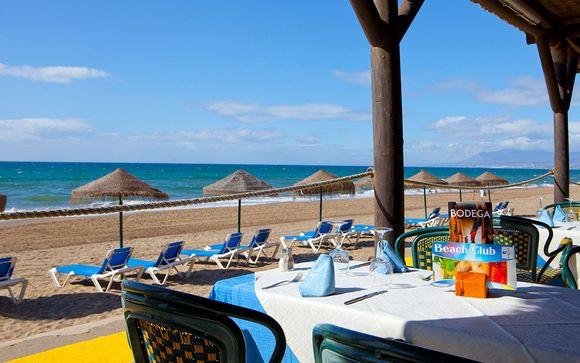 Marbella Playa Hotel 4*