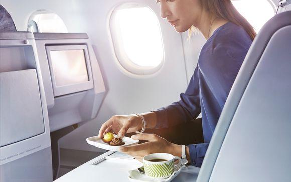 La Business Class de Finnair