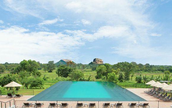 Aliya Resort & Spa 4* en Sigiriya