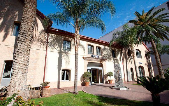 El Hotel Solvasa Valencia 4* le abre sus puertas