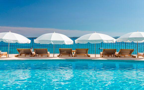 Descanso a los pies de la Costa Azul