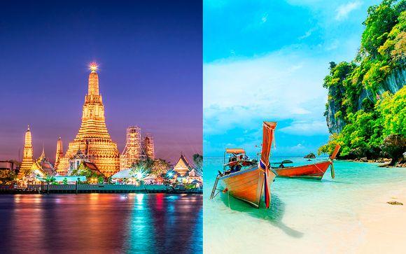 Combinado Mandarin Bangkok 4* y Dewa Phuket Resort 5*