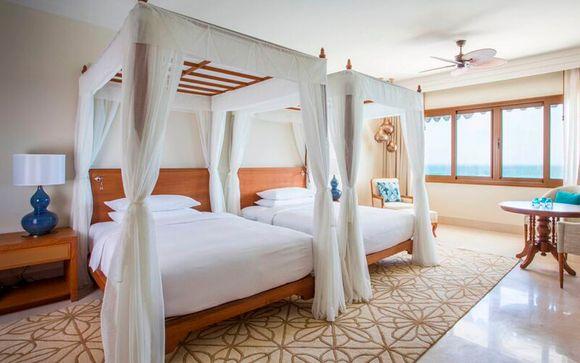 El Hotel Park Hyatt Zanzibar 5* le abre sus puertas
