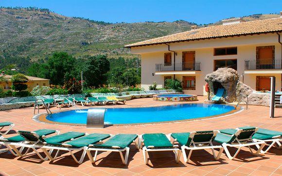 Hotel Parque Balneario De Cazorla 4*