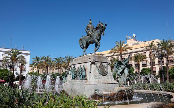 Itinerario de 7 noches de Lisboa a Málaga (Salidas el resto de fechas)