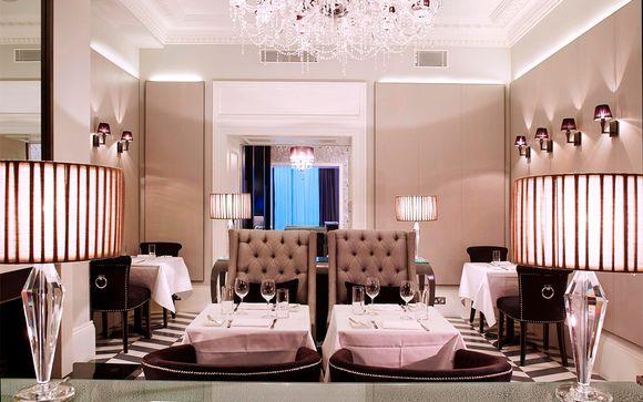 Reino Unido Londres - Eccleston Square Hotel 5* desde 85,00 €