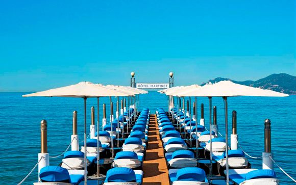 Francia Cannes - Grand Hyatt Cannes Hotel Martinez 5* desde 125,00 €
