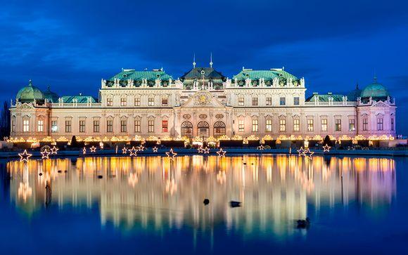 Mercadillos Navideños en Viena y Budapest