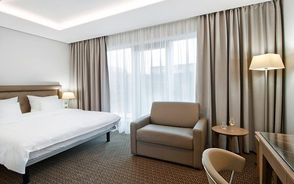 Hotel Royal Prague 4*
