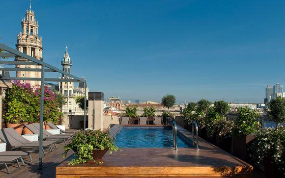 Hotel Duquesa Suites Barcelona 4*