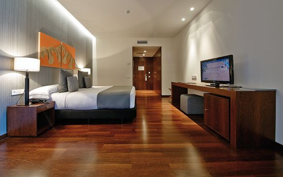Hotel Carrís Marineda 4*