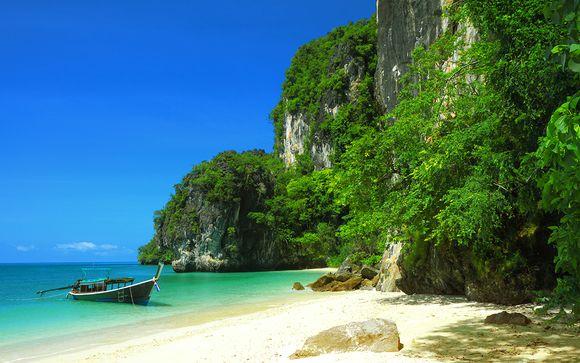 Mandarin Hotel 4*, Manathai Koh Samui 4* y Krabi La Playa Resort 4*
