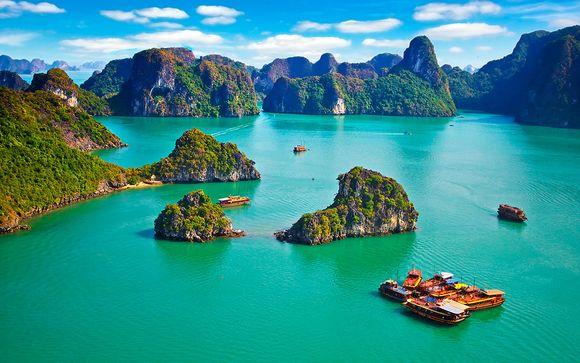Esplendores del sureste asiático: entre cultura y playas