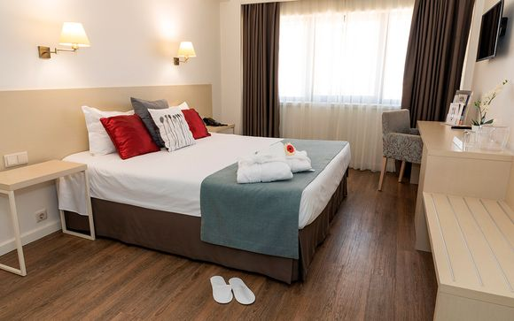 Hotel Black Tulip - Porto Gaia 4*