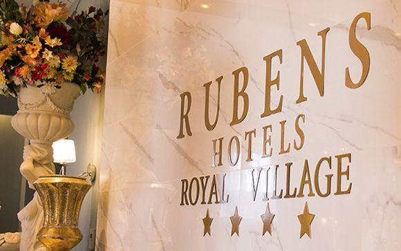 Rubens Hotels Gaia 4*