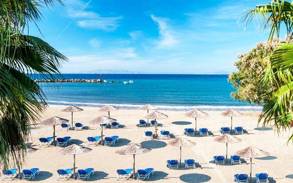 Grecia Rodas - All Senses Nautica Blue Exclusive Resort & Spa 5* desde 150,00 €