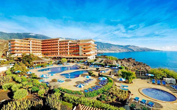 La Palma: Breña Baja - H10 Taburiente Playa 4*