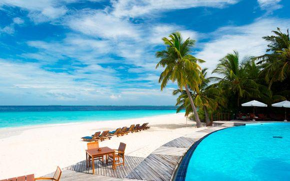 Filitheyo Island Resort 4*, en Maldivas