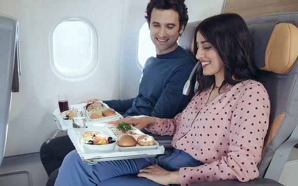 Vuela con Alitalia