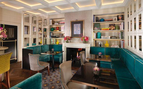 Reino Unido Londres - Flemings Mayfair 4* desde 143,00 €