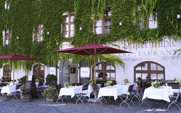 Platzl Hotel Superior 4*