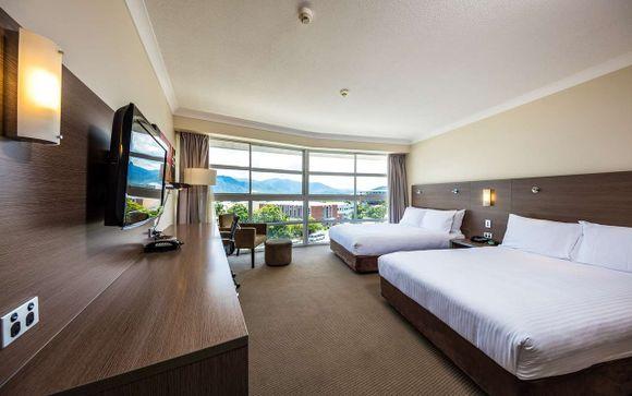 Tu hotel de 4* en Cairns