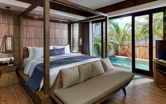 Jimbaran - X2 Bali Breakers Resort 5*