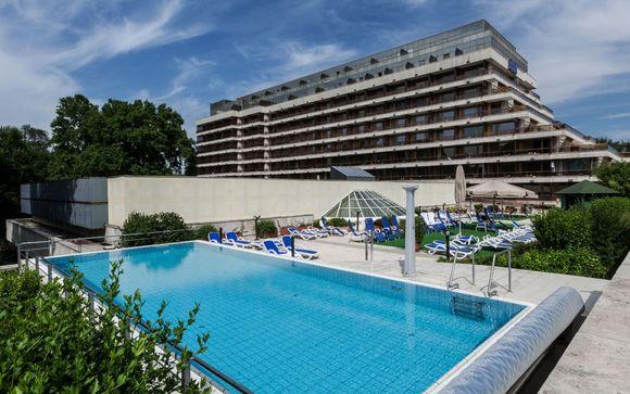 El Danubius Health Spa Resort Margitsziget 4* le abre sus puertas