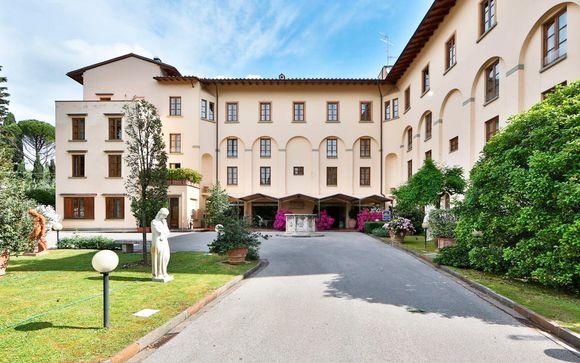 Italia Florencia - Villa Gabriele D'Annunzio 4* desde 39,00 €