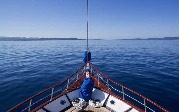Croacia Dubrovnik - Perlas del Adriático en un crucero en goleta tradicional desde 757,00 €