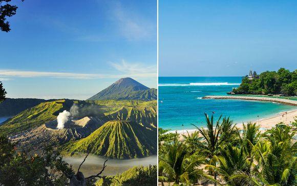 Indonesia Nusa Dua Playas y Volcanes de Java y Bali desde 2.533,00 €