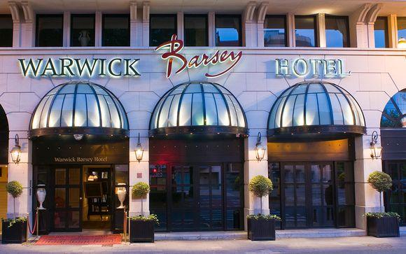 Warwick Barsey Hotel 4* (oferta 2)