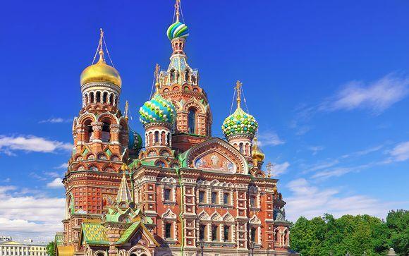 Rusia San Petersburgo - Hotel Dom Boutique 4* desde 383,00 €