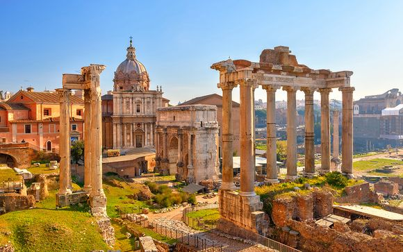 Italia Roma - A.Roma Lifestyle 4* desde 64,00 €
