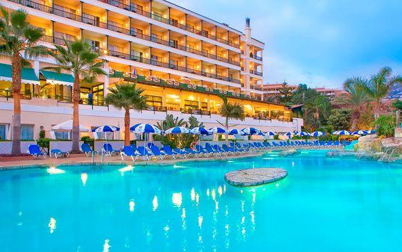Puerto de la Cruz - Diverhotel Tenerife Spa & Garden 4*