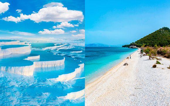 Turquía mágica con playa de Kusadasi