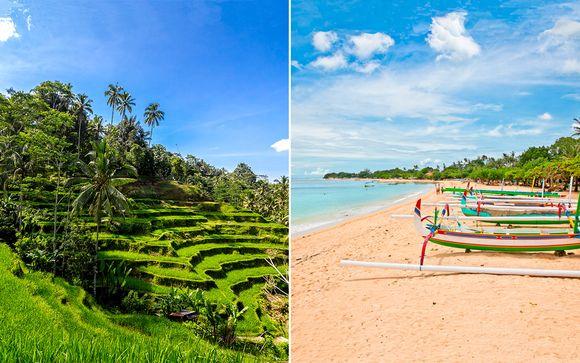 Indonesia Nusa Dua Combinado Royal Tulip Visesa 5* y Melia Bali 5* desde 1.159,00 €