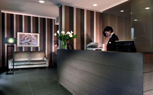 C - Hotel Diplomat 4*