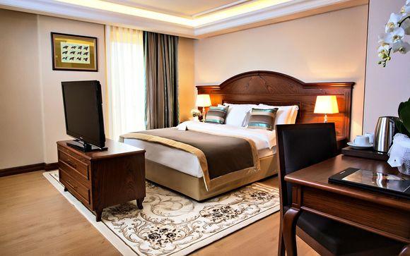 Eurostars Hotel Old City 4*