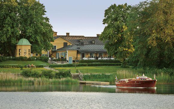 con Voyage Prive en Estocolmo Suecia