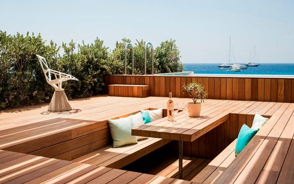 Mykonos Dove Beach Hotel 5*