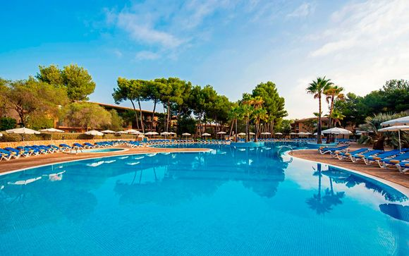 Can Picafort - Fergus Club Vell Mari 4*
