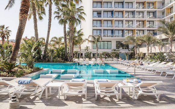Aqua Hotel Silhouette & Spa 4* SOLO ADULTOS