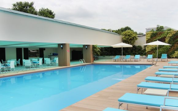Concorde Hotel Singapore 4* (solo opción 2)
