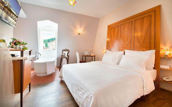 República Checa Praga - Design Hotel Neruda 4* desde 39,00 €