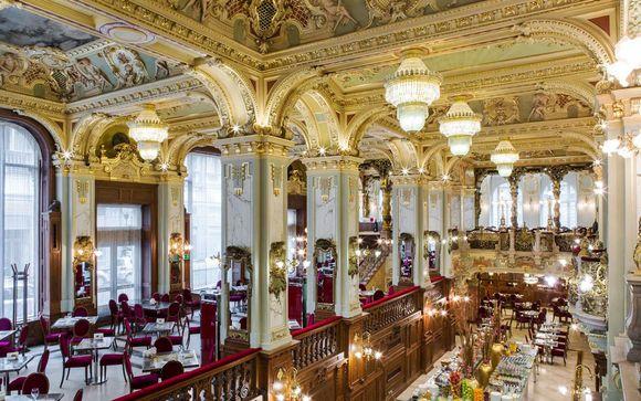 Elegante Grand Suite en el corazón de la ciudad