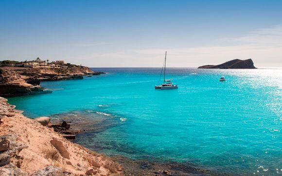 Ibiza San Antonio Fiesta Hotel Cala Gració 4* - Solo Adultos