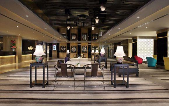 Village Hotel Katong 4* (pre-extensión solo en opción2)